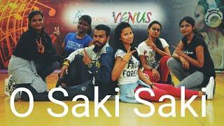 Saki Saki / Batla House / Munna Rock  / Dance choreography