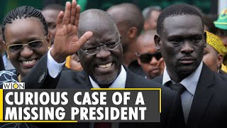 Your Story: Mystery of Tanzania's missing President deepens | Where is John Magufuli? | World News