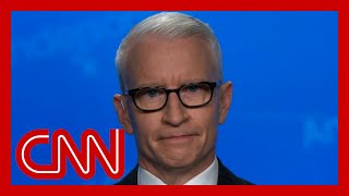 Cooper goes after Trump for bashing Fauci on leaked tapes