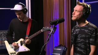 "RAC performing  ""Hollywood (Feat. Penguin Prison)"" Live on KCRW"