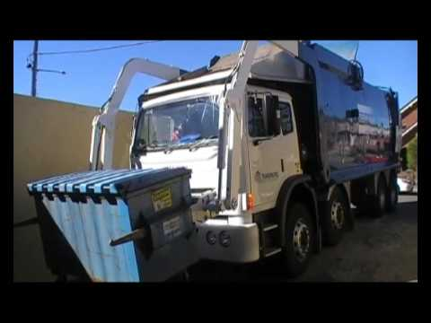 The New Monster - Cleanaway's Iveco FL