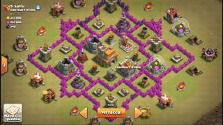 Tristellato Per Fortuna..|Clash Of Clans| Ep.1