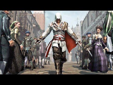 Assassin's Creed The Ezio Collection: Primeira Gameplay