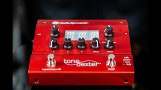 Audio Sprockets ToneDexter Pre Amp - Acoustic Review