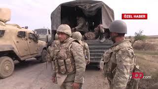 Azerbaycan Ordusu'ndan Dağlık Karabağ'a sevkiyat