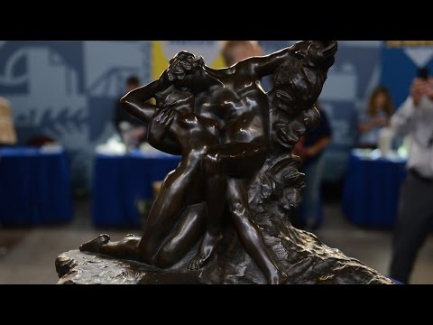 "Appraisal: Auguste Rodin ""Eternal Spring"" Bronze, ca. 1900 