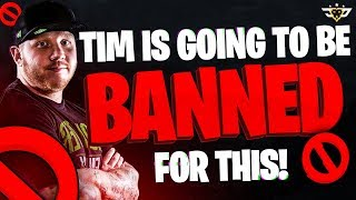 TIMTHETATMAN IS GOING TO BE BANNED FOR THIS! (Fortnite: Battle Royale)