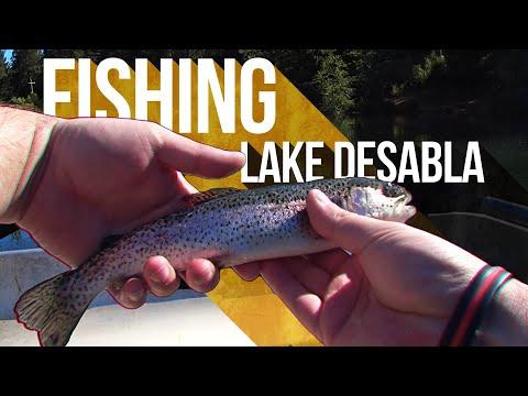 Fishing Lake DeSabla