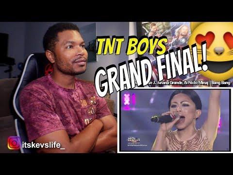 Your Face Sounds Familiar Kids 2018: TNT Boys as Jessie J, Ariana Grande, & Nicki Minaj  Bang Bang