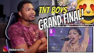 Your Face Sounds Familiar Kids 2018: TNT Boys as Jessie J, Ariana Grande, & Nicki Minaj | Bang Bang