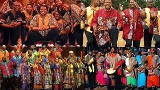 ladysmith black mambazo soweto gospel choir