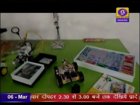 Ground Report: Rajgarh अटल टिंकरिंग लैब की मदद से ग्रामीण विद्यार्थी दिखा रहे वैज्ञानिक प्रतिभा।