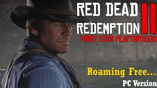 Red Dead Redemption 2 - Free roaming (looking for stuff)