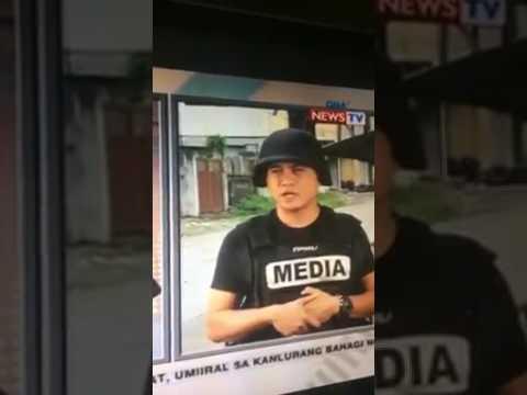 News Reporter nagulat sa manok🐓🐔