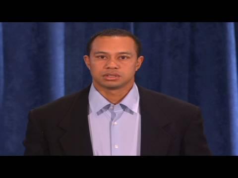 CNN: Tiger Woods 'I had affairs, I cheated'