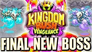 FINAŁOWA BITWA   PEŁNA OCHRONA 3/3   #024   Kingdom Rush Vengeance   PL