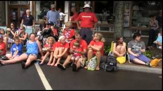 Aztec Two-Step - Living in America - Southampton Village July 4th Parade