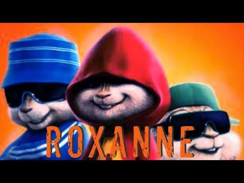 Arizona Zervas - ROXANNE Remix   (Alvin And The Chipmunks version)  (Bass Boosted)