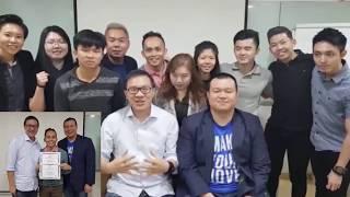 Mentorship Program   Code Breaker Summit Batch 1 - Singapore (17 & 18 November 2018)