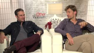 The Other Woman Cast Talks Monogamy & Red Flags - Celebrity Interview