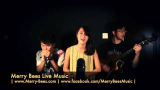 Merry Bees Live Music - HBBS sings Secrets (One Republic cover)
