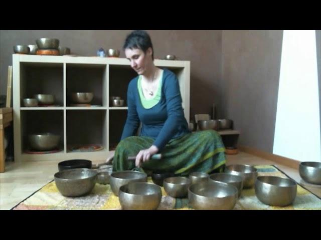 Vidéo Grand bain de fréquences d'amour