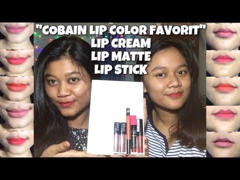 #2-lip-color-comparison:-lip-cream,-lip-matte,-lip-stick- -review-lipcream-lipmatte-lipstick-terbaik