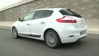 Renault Megane GT Line 2011 Videos