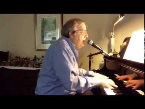 Gerry Rafferty's - Home and Dry  (vocal and piano...