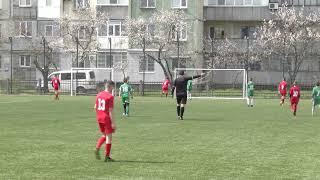 U-14. Гірник-Спорт - Ворскла (другий склад). 3 тайм