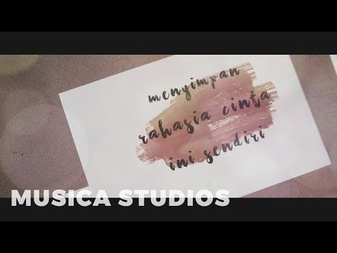 Geisha - Rahasia (OST. Antologi Rasa) | Official Lyric Video