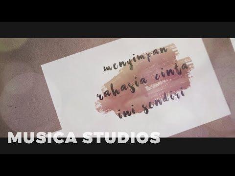 download Geisha - Rahasia (OST. Antologi Rasa) | Official Lyric Video