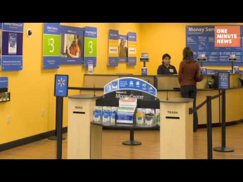 walmart money centers increasingly popular among low income americans