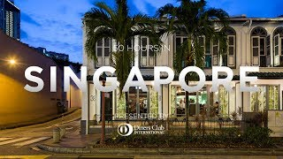 50 Hours In Singapore: eat drink sleep travel guide