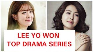 LEE YO WON KOREAN DRAMA SERIES AND MOVIES