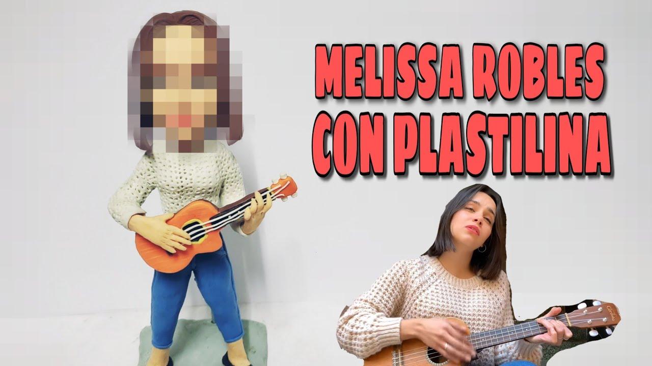 !!ESPECIAL MELISSA ROBLES DE PLASTILINA!! Melissa y Eureka