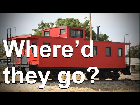 Why Don't Trains Have Cabooses Anymore?