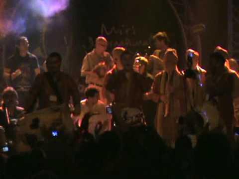 Bombay Baja Brass Band - jam session