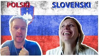 How mutually intelligible is Polish and Slovenian? Polish Slovenian conversation