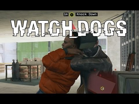 Watch Dogs - Gang Hideout Mission - Union Dues ( Episode 2 )