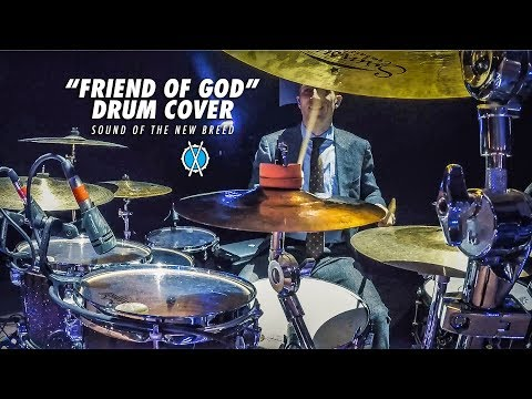 Friend of God Drum Cover // Sound of the...