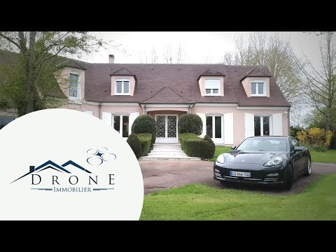 Drone Immobilier -  Belle Demeure (77)
