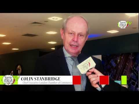 COLIN STANBRIDGE, London Chamber of Commerce  CELAC UE 2013