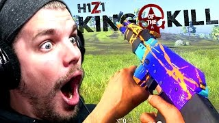 MA MEILLEURE PARTIE !! (H1Z1: King of the Kill)