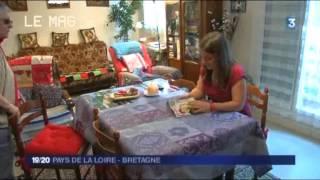 Reportage Logement Intergénérationnel - France 3