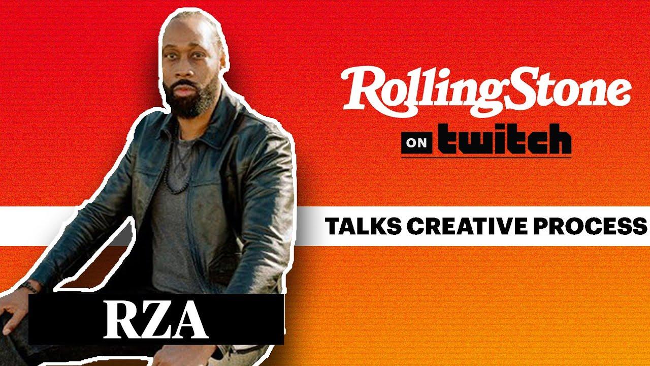 RZA Talks His Creative Process