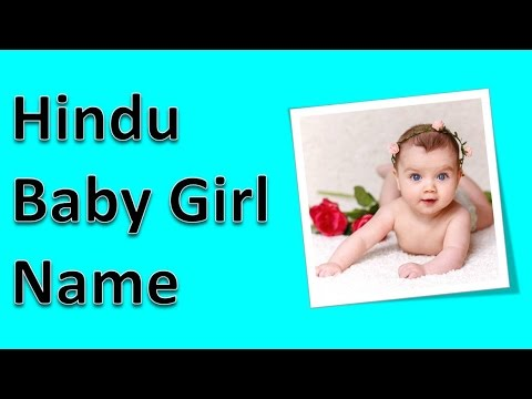Hindu Baby Girl Name