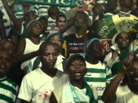 Bloemfontein Celtic v Santos