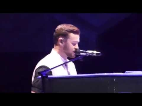 Justin Timberlake - Until the End of Time LIVE Houston, Tx. 12/1/14