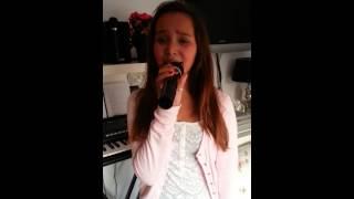 Shanelle zingt All of me van John Legend